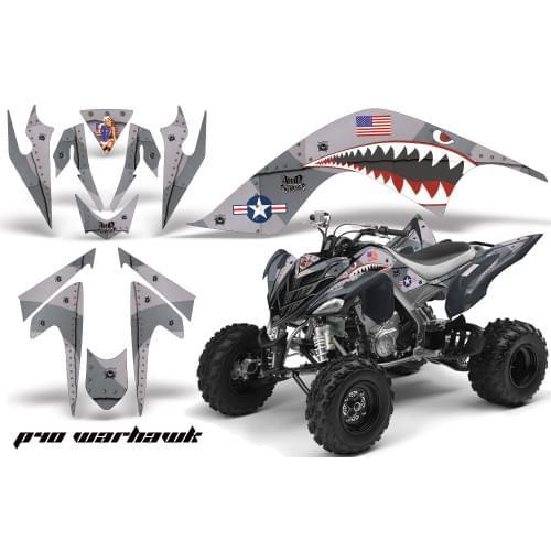 Графика для Yamaha Raptor 700 (P-40 Warhawk)