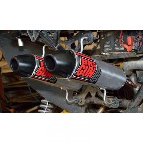 Глушитель Big Gun EXO UTILITY DUAL для Can-Am Maverick 1000 MAX / XMR