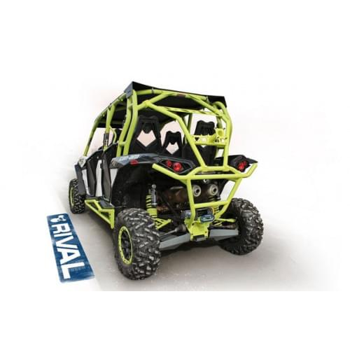Крепление запасного колеса и канистры для BRP (Can-Am) Maverick 1000 DS / Turbo