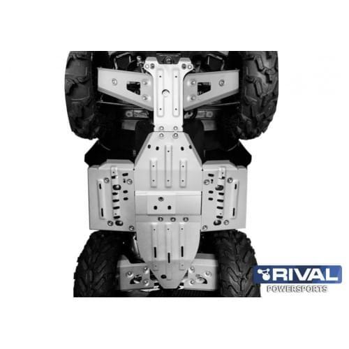 Комплект AL защиты днища Polaris Sportsman XP 1000 (2016-2017)