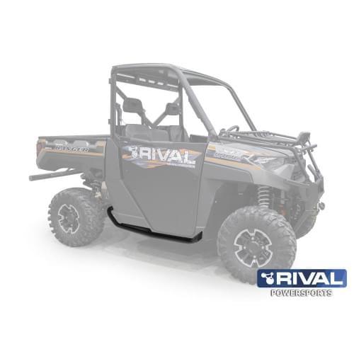 Защита порогов для Polaris Ranger 1000XP 2018+